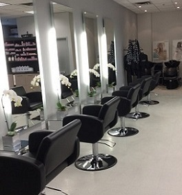 Image of our Salon in Burlington